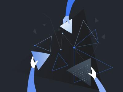 Become a Solidus partner partnership collaboration platform ecommerce illustration