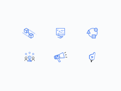 Solidus Icon Set #2 icon set platform ecommerce icons icon design