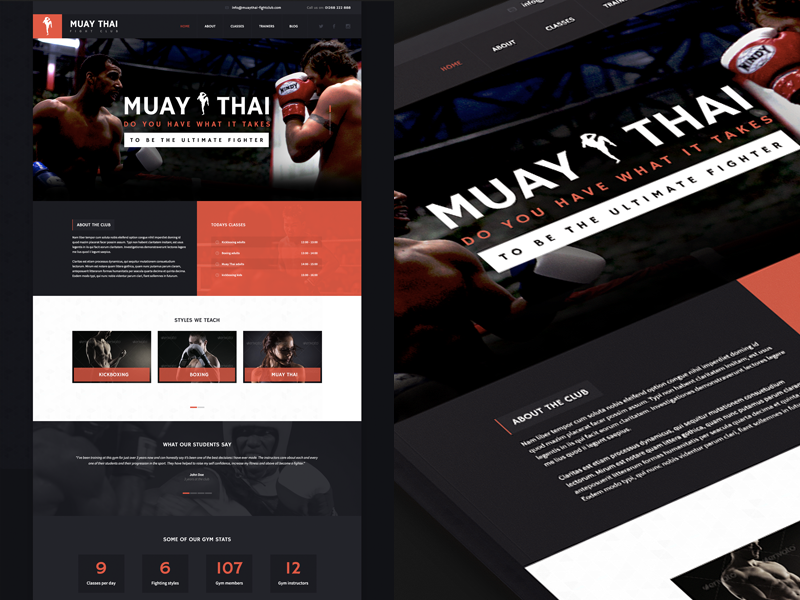 Muay Thai kickboxing boxing thai boxing sport red muay thai