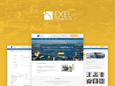 Exel Contracts Website