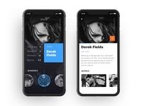Profile - Stylist App