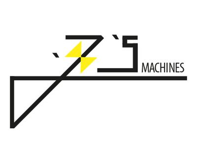 J`s Machines Three joseph anima geometry machines logo