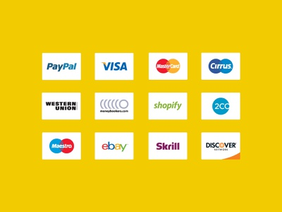 Credit Card Payment Icons ai download ai design ai vector ai illustrator illustration symbol logo design logo vector download vector design icons download icons pack icons set icon design vector icon payment vector payment icon payment freebie