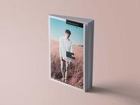 PSD Catalogue Mockup