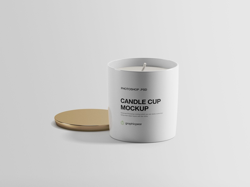 Candle Cup Mockup psd download smart objects photoshop psd mockup free mockup free download free psd freebie free
