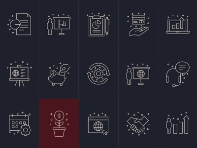 Business Icons iconography graphic icons design business icons business iconography icons set icons pack vector freebie graphicpear design free download illustration branding photoshop free download