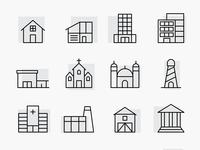Building Icons Part 01
