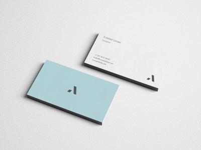 Digital Designer Business Card Template