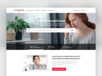 Find a Doctor || Landing Page