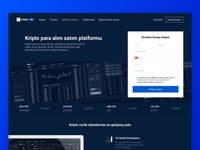 Coiny Pro - Landing Page