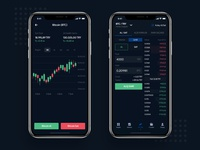 Cryptocurrency Exchange Mobile Platform