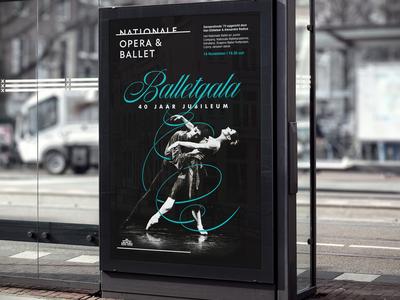 Ballet Gala Poster