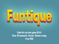 Funtique Logo