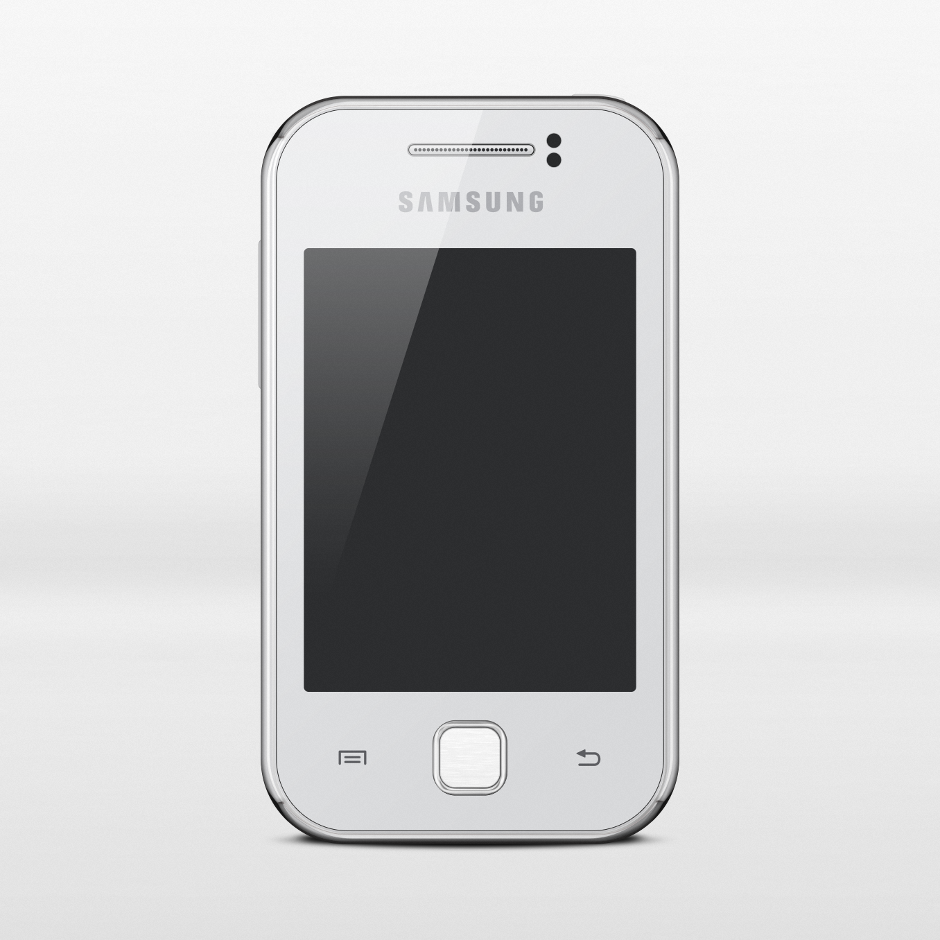 Dribbble - Samsung-Galaxy-Y-Full png by Daniel Bruce