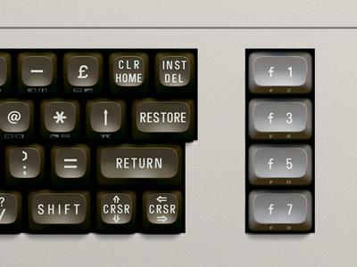 C64 detail
