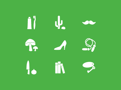 Office pictograms