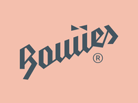Bowies logotype