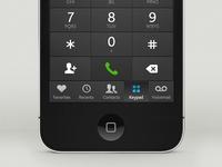 iOS Phone App