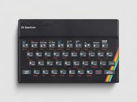 Zx spectrum ipad