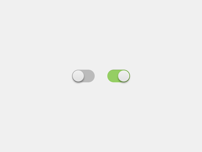 Switch ui ux interface app iphone