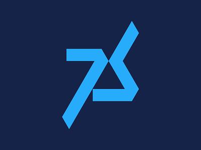Mark for Zoë Bruce (my daughter) icon design branding logo illustration