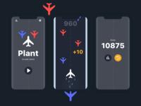 Plant Arcade Game Concept