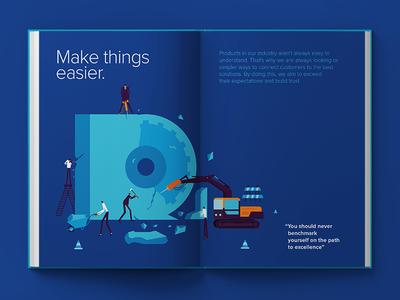 Employee Handbook Design