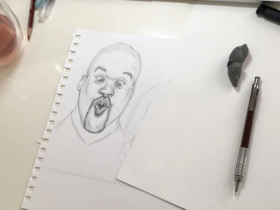 Shaquille WIP