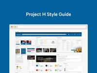 Project H - Style Guide