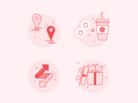 Features Icons Exploration