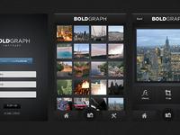 Boldgrapp app