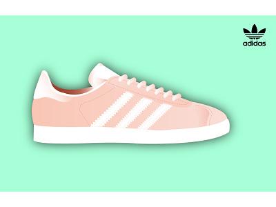 Adidas // Gazelle pink women baskets gazelle adidas