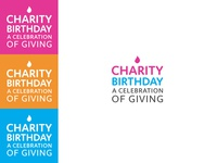 Charity Birthday