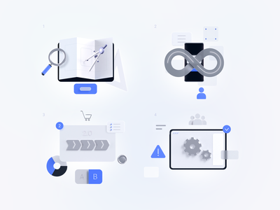 Friday Match ui 3d illustration c4d icons finance product discovery fintech market delivery digital product