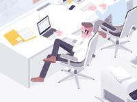 Office life #1