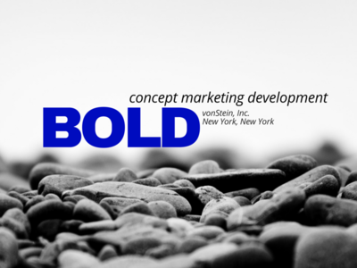 Bold Concept Marketing Development