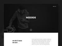 Neeerds Website