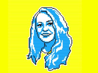 Pixel Portrait (2)