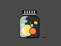 A Jar of Solar System