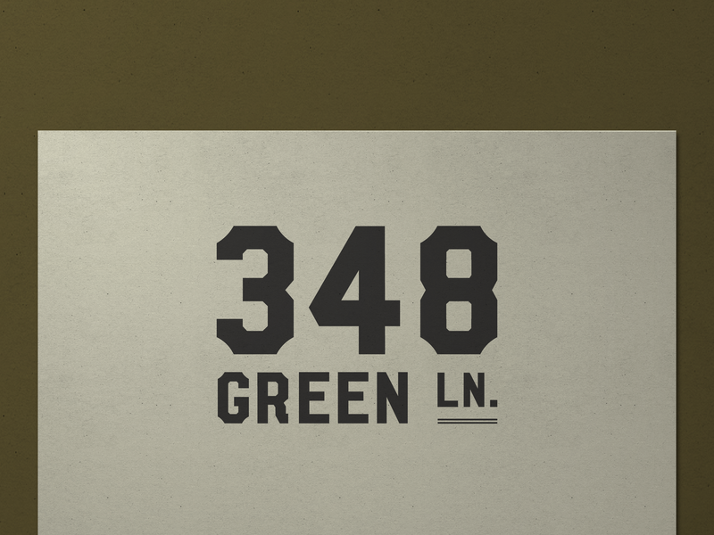 Custom Numbers by Vic Steinman for True Hand on Dribbble