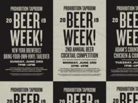 Beer Week!
