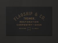 Flaghship & Co. Typography