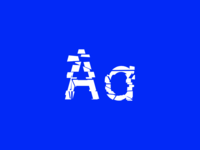 Hotfordom - Font