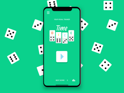 Time Dice - Mobile Games - Brain trainer