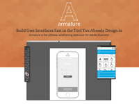Armature Adobe Illustrator Extension