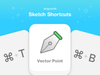 Sketch Shortcuts / TinyCards by Duolingo
