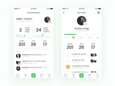 EL Words - language learning iOS application