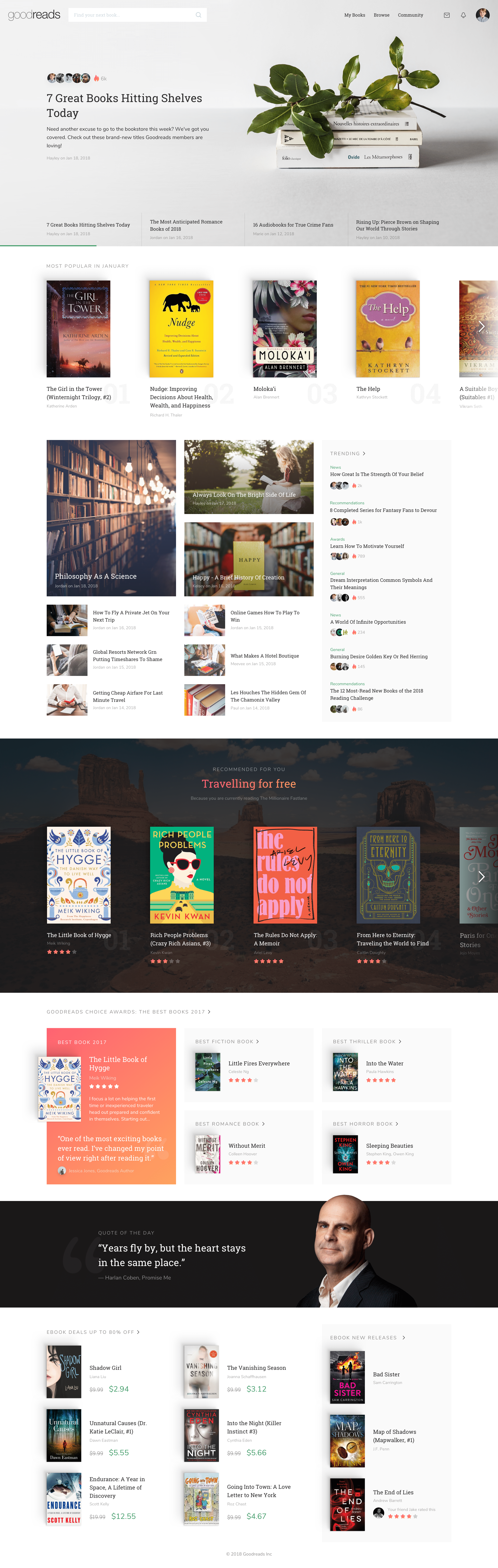 Goodreads hp 2x