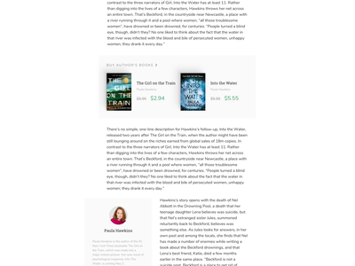 Goodreads Article Redesign review blog article art page cover rating reading books goodreads