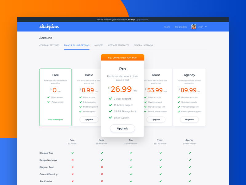 Dribbble payment 1